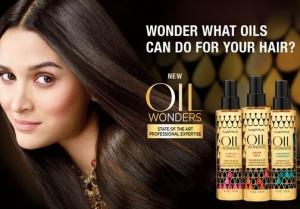 Oil Wonders - olejki