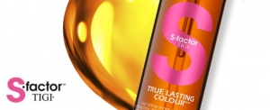 S Factor True Lasting Colour - ochrona koloru