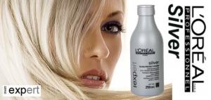 Silver - pielęgnacja włosów siwych