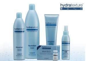 Hydra Texture - Ondulacja, prostowanie