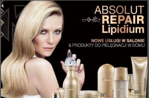 Absolut Repair Lipidium- dogłębna odbudowa