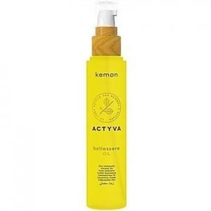 Kemon ACTYVA Bellessere, aksamitny olejek  do włosów 50ml