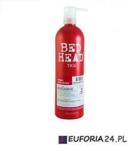 Tigi Bed Head Urban Resurrection szampon do łamliwych 750ml