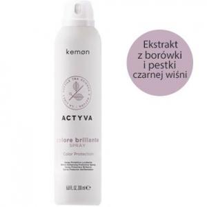 Kemon Actyva Colore Brillante spray do  farbowanych włosów 200ml