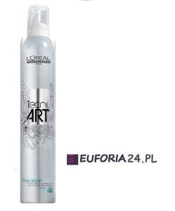Loreal Tecni Art, Full Volume , pianka nadająca  objętości, 250ml utrw 4
