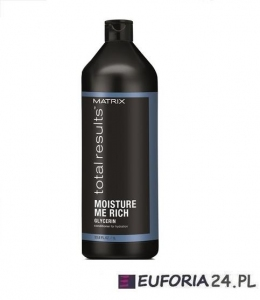 Matrix Total Results Moisture Me Rich, odżywka z gliceryną, 1000ml