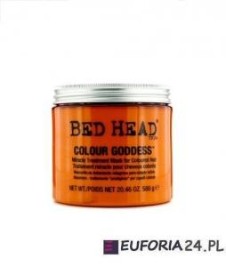 Tigi Bed Head Colour Goddess maska termiczna dla brunetek 580g