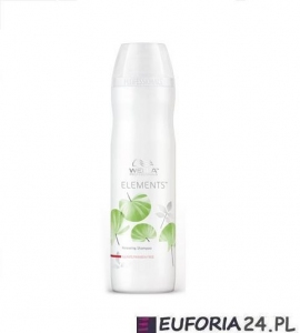 Wella Elements, szampon regenerujący bez siarczanów, 250ml