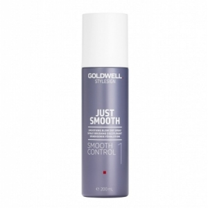 GOLDWELL SMOOTH CONTROL, spray do suszenia, chroni włosy i nawilża 200ml