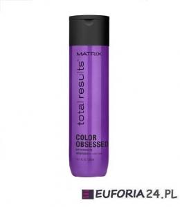 Matrix Total Results Color Obsessed, szampon do włosów farbowanych, 300ml