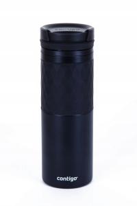 Contigo 26 Thermal Tumbler Glaze Matte Black 470ml kubek