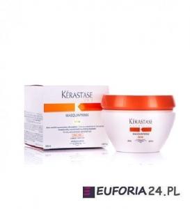 Kerastase Nutritive Masquintense Irisome, maska do grubych włosów suchych, 200ml
