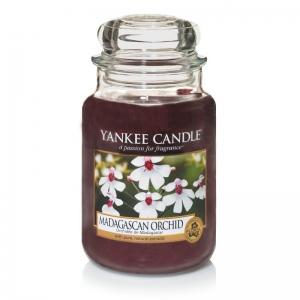 Yankee Candle świeca Classic Large Jar madagascan orchid 623g