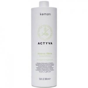 Kemon ACTYVA Nuova Fibra szampon regenerujący  1000ml