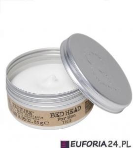 Tigi Bed Head for Men,Pure Texture Molding, pasta do włosów dla mężczyzn, 83g
