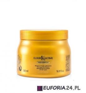 Kerastase Elixir Ultime Oleo- complexe, luksusowa maska z olejkami, 500ml