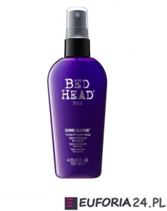 Tigi Bed Head Dumb Blonde, Purple Protection Spray, odżywka w sprayu dla blondynek, zimny odcień, 125ml