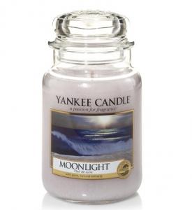 Yankee Candle świeca Classic Large Jar moonlight 623g