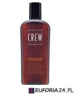American Crew, POWER CLEANSER STYLE REMOVER szampon oczyszczający, 250ml