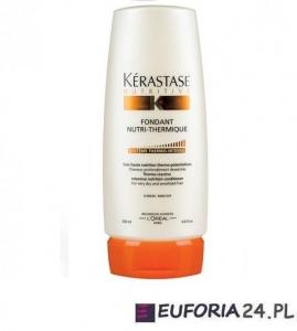 Kerastase Nutritive Fondant Nutri-Thermique, odżywka,mleczko, termiczna do włosów suchych, 200ml