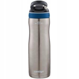 Contigo 49 Water butelka Ashland Chill Silver 590ml