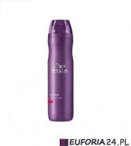 Wella Balance Clean, szampon przeciwłupieżowy, 250ml
