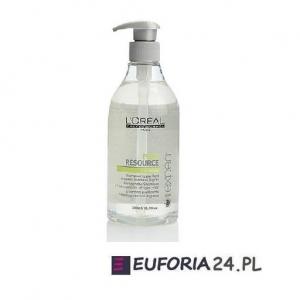 Loreal Pure Resource, szampon do włosów tłustych, 500ml