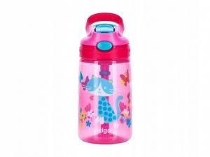 Contigo 04 Kids Water butelka Gizmo Flip Cherry 420ml