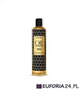Matrix Oil Wonders, delikatny szampon z olejkiem arganowym, 300ml