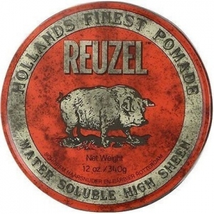 Reuzel Water Soluble High Sheen pomada do włosów  340g