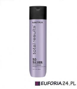 Matrix Total Results obsessed So Silver, szampon do włosów siwych, 300ml