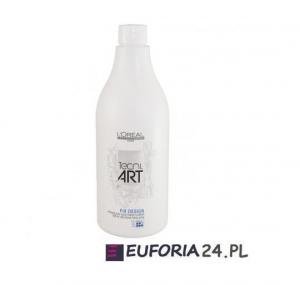 Loreal Tecni Art, Fix Design,  spray do miejscowego utrwalania, 750ml,lakier,uzupełniacz
