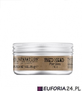 Tigi Bed Head for Men, Matte Separation matowy wosk do włosów, 85g