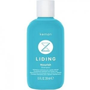 Kemon Liding Nourish, szampon do suchych włosów 250ml