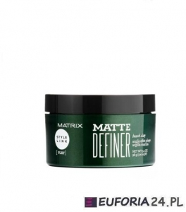 Matrix Matte Definer, glinka teksturyzująca, 98g