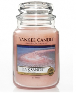 Yankee Candle świeca Classic Large Jar Pink Sands 623g
