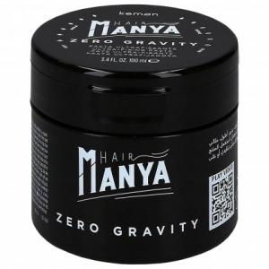 Kemon HAIR MANYA Zero Gravity, pasta  utrwalająca 100ml