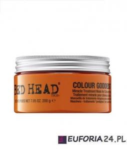 Tigi Bed Head Colour Goddess maska termiczna dla brunetek 200g