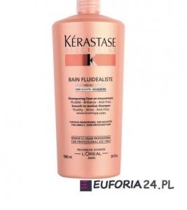 Kerastase Discipline Fluidealiste, wygładzająca kąpiel do włosów uwrażliwionych, bez SLS, 1000ml