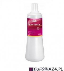 Wella Color Touch Plus, emulsja utleniająca 4%, 1000 ml