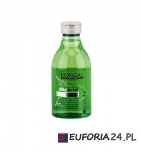 Loreal Volumetry, szampon do włosów cienkich, 300ml