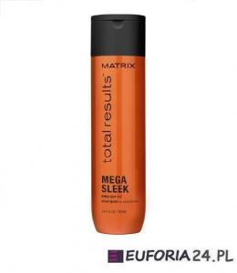 Matrix Total Results Mega sleek wygładzenie szampon z masłem shea 300ml