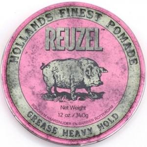 Reuzel Grease Heavy Hold woskowa pomada do włosów 340g