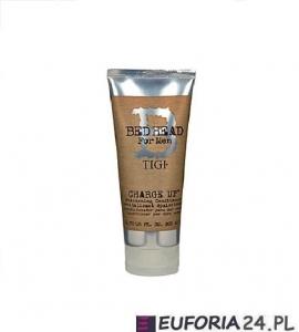 Tigi Bed Head for Men, Charge Up,  odżywka zwiększająca gęstość włosów, 200 ml
