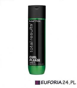 Matrix Total Results Curl Please, odżywka do loków z olejkiem jojoba, 300ml