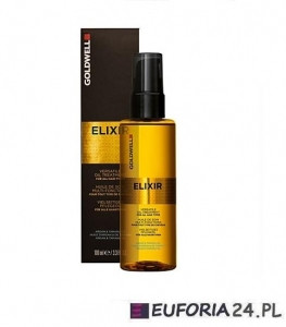 GOLDWELL ELIXIR OIL TREATMENT VERSATILE 100ml OLEJEK