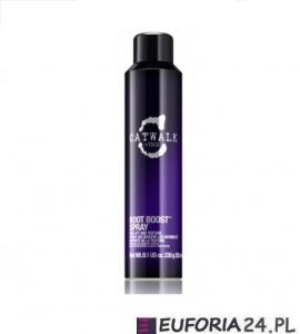 Tigi Catwalk, Root Boost pianka w sprayu nadająca włosom objętości, 250ml