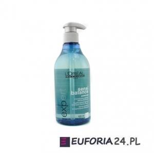 Loreal Sensi Balance, szampon do wrażliwej skóry głowy, 500ml