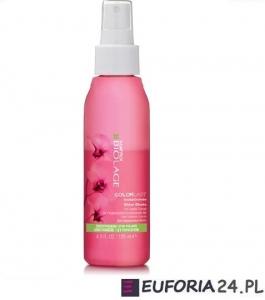 Matrix Biolage ColorLast, odżywcza mgiełka nabłyszczająca do włosów farbowanych, 125ml