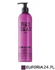 Tigi Bed Head Dumb Blonde, szampon do włosów blond i farbowanych, 400 ml
